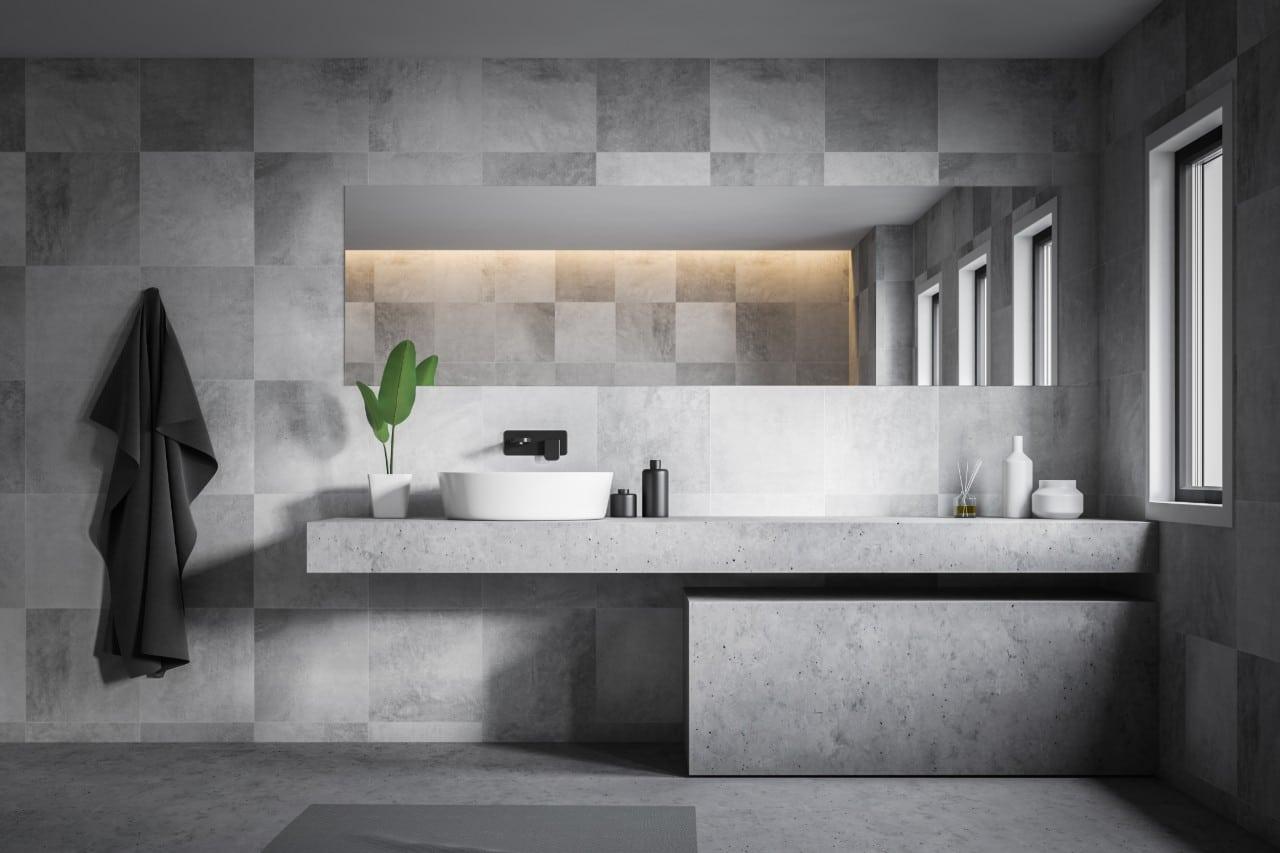 Couleur Tendance Salle De Bain 2019 décoration de salle de bain : 5 tendances qui ont marqué 2019