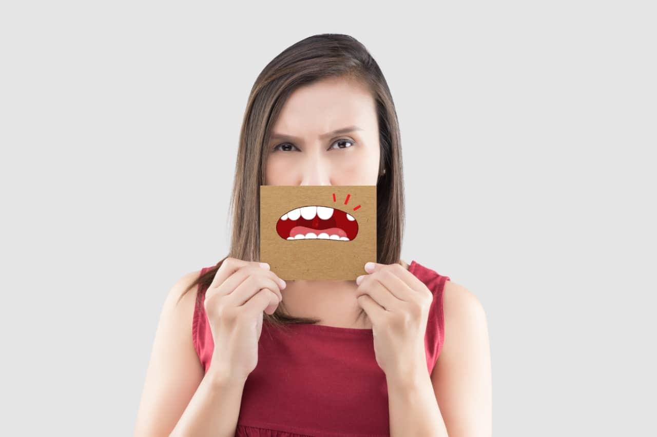 Comment procéder dent cassée