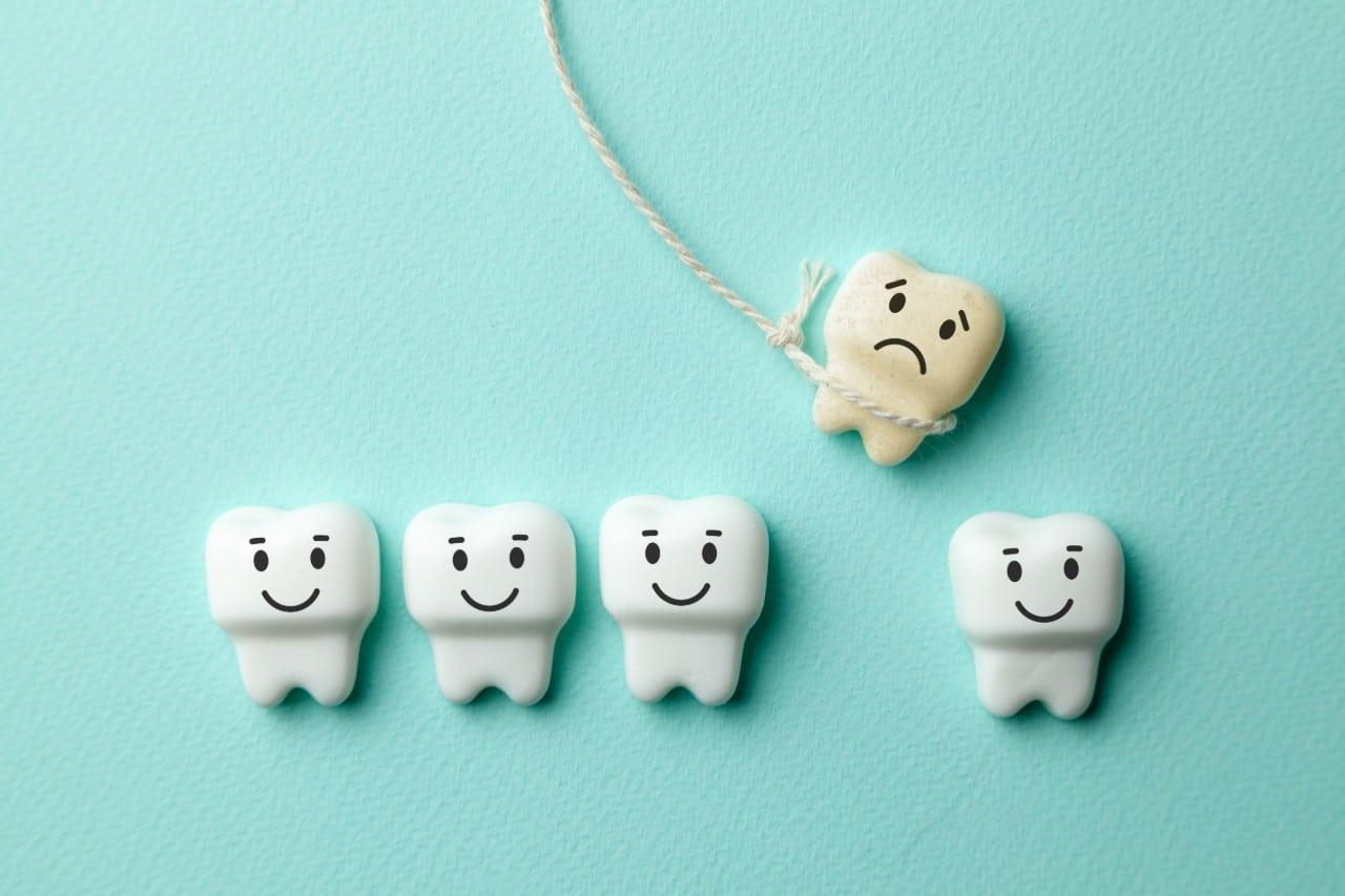 rendre visite à votre dentiste