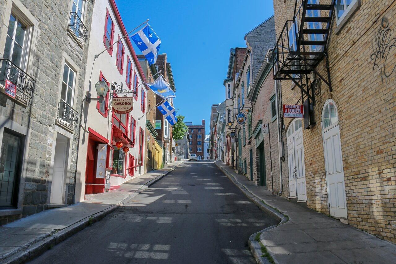 déménager au Québec
